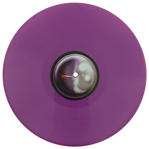 Tame Impala Currents Limited Violet Amber Coloured Vinyl