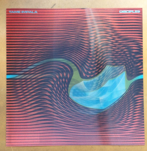 Tame Impala Currents Australian Vinyl 2 Lp Plus 5