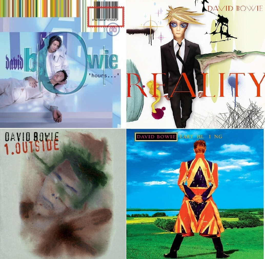 David Bowie Friday Music Hours Outside Reality Earthling