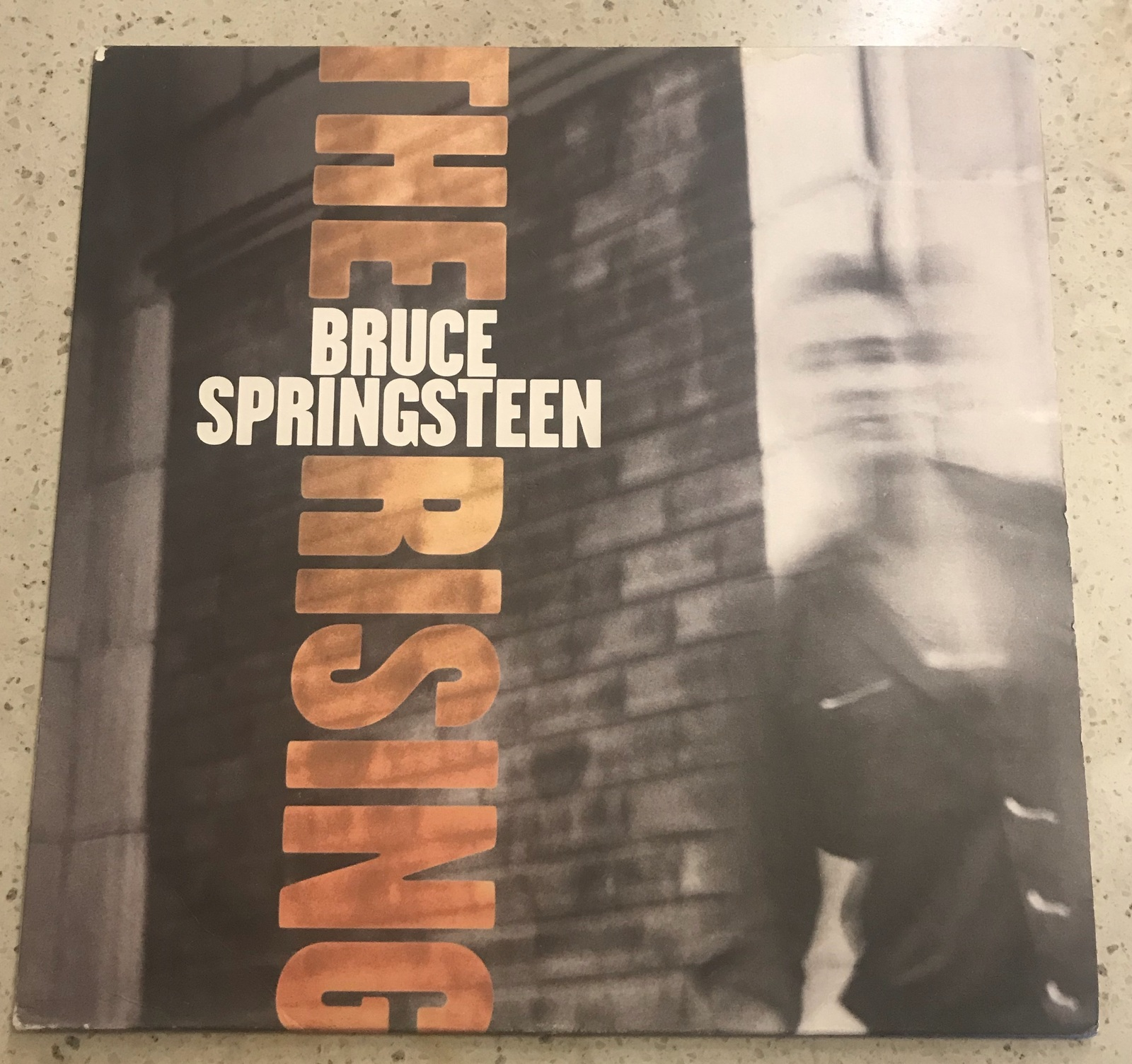 Bruce Springsteen The Rising Us Vinyl 2 Lp For Sale Online