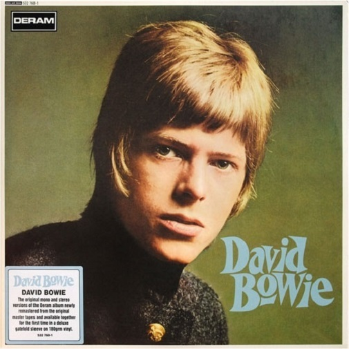 David Bowie David Bowie Mono Reissue Stereo Remastered