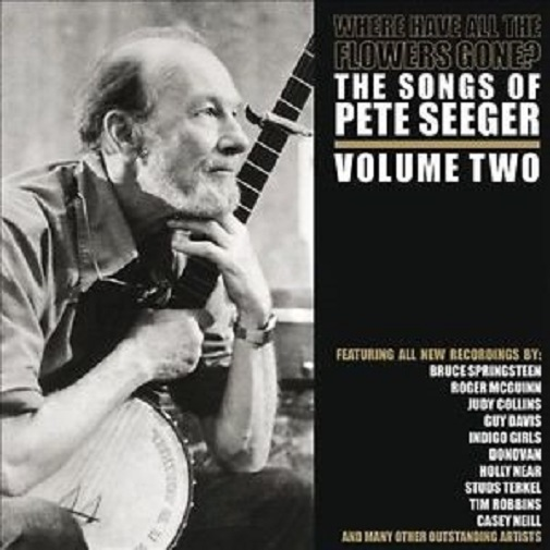 v a tribute to pete seeger where have all the flowers gone. Black Bedroom Furniture Sets. Home Design Ideas
