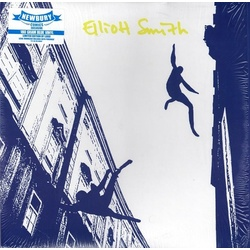 Elliott Smith Elliott Smith limited 180gm BLUE vinyl LP