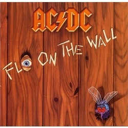 AC/DC Fly On The Wall US remastered vinyl LP