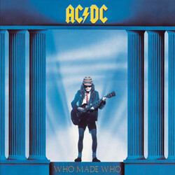AC/DC Who Made Who Remastered vinyl LP