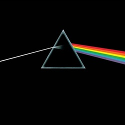 Pink Floyd Dark Side Of The Moon remastered 40th anny 180gm vinyl LP