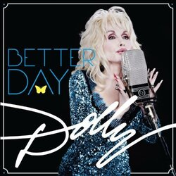 Dolly Parton Better Day Butterscotch Yellow vinyl 2 LP gatefold