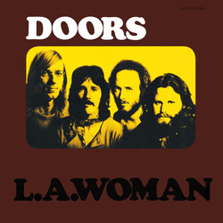 The Doors L.A. Woman Analogue Productions remastered 2 LP gatefold