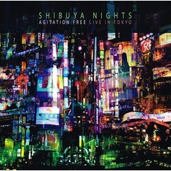 Agitation Free Shibuya Nights RSD numbered vinyl LP