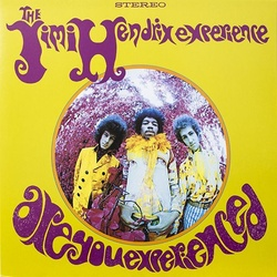 Jimi Hendrix Are You Experienced remastered stereo 180gm black vinyl LP