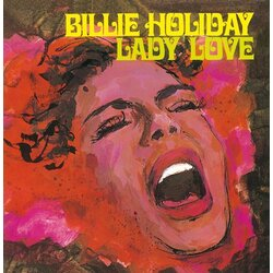 Billie Holiday Lady Love Limited Edition vinyl LP