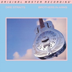 Dire Straits Brothers In Arms MFSL limited numbered 180gm vinyl 2 LP
