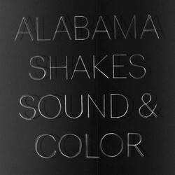 Alabama Shakes Sound & Color limited vinyl LP + download, gatefold