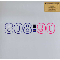 808 State Ninety MOV numbered expanded coloured 180gm vinyl 2 LP