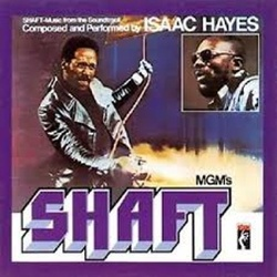 Original Soundtrack Shaft (Isaac Hayes) vinyl 2LP
