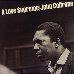 John Coltrane A Love Supreme remastered reissue 180gm vinyl LP gatefold