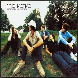 Verve Urban Hymns remastered 180gm vinyl 2 LP