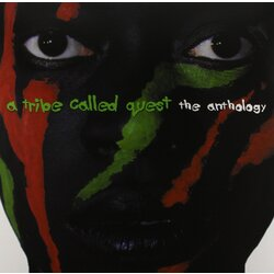 A Tribe Called Quest Anthology compilation vinyl 2 LP