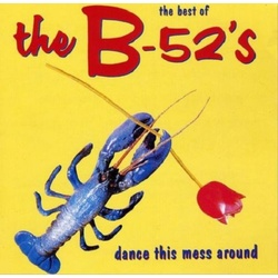 B-52's Dance This Mess Around Best Of MOV audiophile 180gm vinyl LP