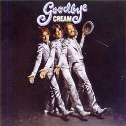 Cream Goodbye + 5 High Quality Vinyl Gatefold vinyl LP
