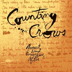 Counting Crows August & Everything After Analogue Prod 200g vinyl 2 LP
