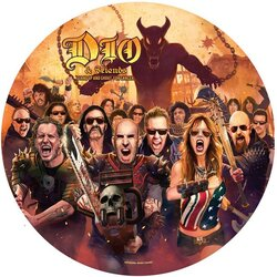 "Dio & Friends Stand Up And Shout For Cancer RSD 12"" vinyl picture disc"