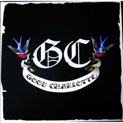 Good Charlotte Good Charlotte limited blue/white swirl vinyl LP