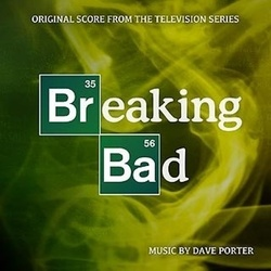 Breaking Bad Original Score Spacelab limited vinyl 2LP gatefold sleeve poster