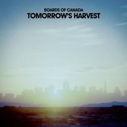 Boards Of Canada Tomorrow's Harvest vinyl 2LP gatefold sleeve download