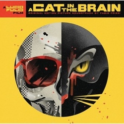 Original Soundtrack A Cat In The Brain (Fabio Frizzi) brain colored vinyl LP