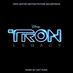 Daft Punk Tron: Legacy Disney soundtrack limited numbered 180gm vinyl 2 LP