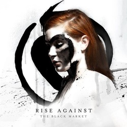 Rise Against The Black Market limited edition green swirl vinyl LP