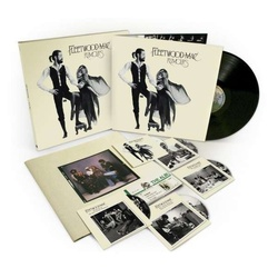 Fleetwood Mac Rumours deluxe edition remastered vinyl LP / 4CD / DVD box set