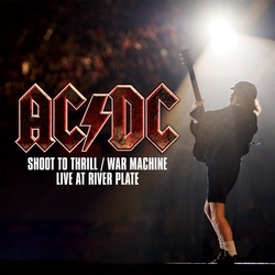 AC/DC Shoot To Thrill War Machine (Live At River Plate) limited RSD 7""