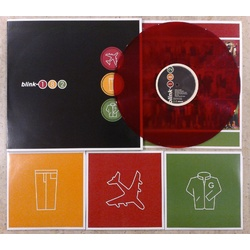 "Blink-182 Take Off Your Pants And Jacket limited 180gm RED vinyl LP + 3 x 7"" set"