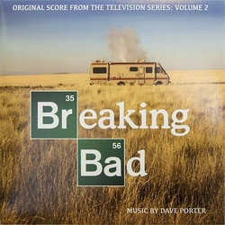 Breaking Bad (TV Score S2) Cash Money GREEN coloured vinyl 2 LP