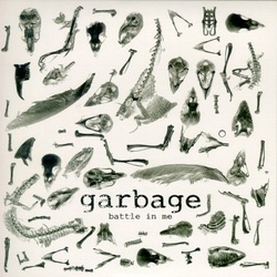 Garbage Battle In Me RSD limited (of 500) red vinyl 7""