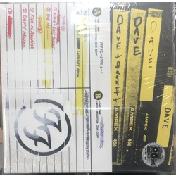 "Foo Fighters Songs From The Laundry Room RSD ltd 10"" vinyl"