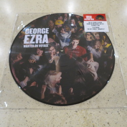 George Ezra Wanted On Voyage RSD exclusive picture disc vinyl LP
