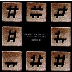 Death Cab For Cutie Keys And Codes RSD exclusive limited numbered vinyl LP
