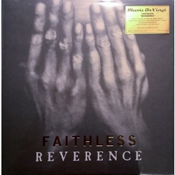 Faithless Reverence MOV limited numbered GOLD vinyl LP