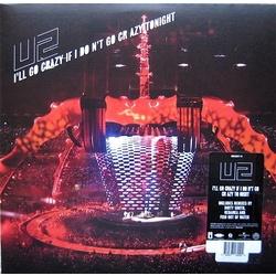 U2 I Ll Go Crazy If I Don T Go Crazy Tonight Remix Vinyl