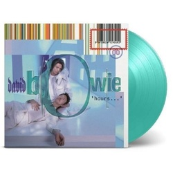 David Bowie Hours MOV limited numbered MINT GREEN 180gm LP + booklet