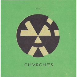 Chvrches We Sink RSD exclusive GREEN vinyl 7""