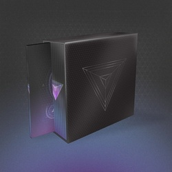 "Northlane Node limited edition 11 x 7"" vinyl box set"