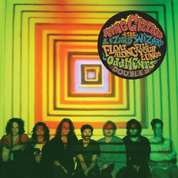King Gizzard Amp Lizard Wizard Float Along Oddments Orange