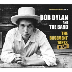 Bob Dylan The Basement Tapes Raw 2 Cd Set In Slipcase