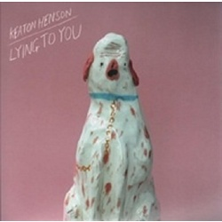 "Keaton Henson Lying To You UK limited (500) 7"" single"