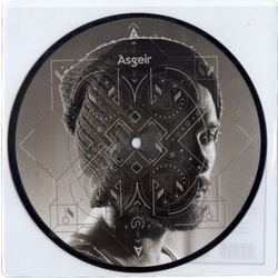 "Asgeir Trausti Here It Comes RSD exclusive limited edition 7"" picture disc"