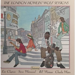Howlin' Wolf The London Sessions RSD remastered number 180gm vinyl LP gatefold